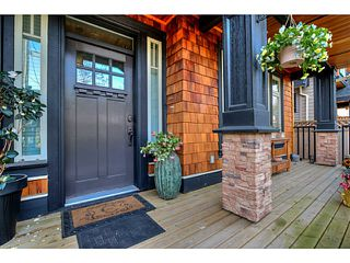 Photo 1: 1040B DELESTRE Avenue in Coquitlam: Maillardville House for sale : MLS®# V1111510
