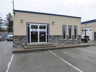 Photo 1: 45933 TRETHEWEY Avenue in Chilliwack: Chilliwack W Young-Well Commercial for sale : MLS®# H3150081