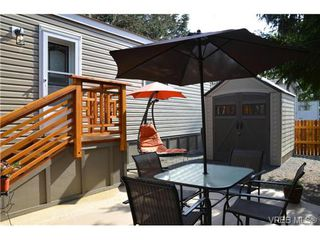 Photo 11: 46 2780 Spencer Road in VICTORIA: La Goldstream Manu Single-Wide for sale (Langford)  : MLS®# 349043