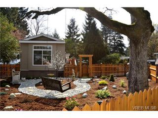 Photo 16: 46 2780 Spencer Rd in VICTORIA: La Goldstream Manufactured Home for sale (Langford)  : MLS®# 697284