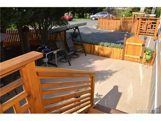 Photo 12: 46 2780 Spencer Road in VICTORIA: La Goldstream Manu Single-Wide for sale (Langford)  : MLS®# 349043