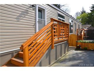 Photo 13: 46 2780 Spencer Road in VICTORIA: La Goldstream Manu Single-Wide for sale (Langford)  : MLS®# 349043