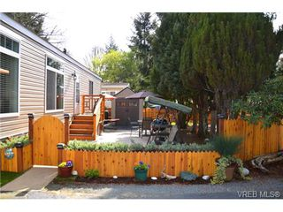 Photo 17: 46 2780 Spencer Rd in VICTORIA: La Goldstream Manufactured Home for sale (Langford)  : MLS®# 697284