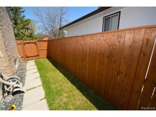 Photo 15: Melbourne Avenue in Winnipeg: Residential for sale : MLS®# 1511151