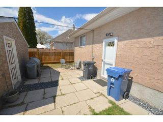 Photo 16: Melbourne Avenue in Winnipeg: Residential for sale : MLS®# 1511151