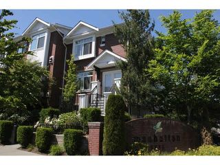"Photo 1: 15 19551 66 Avenue in Surrey: Clayton Townhouse for sale in ""Manhattan Skye"" (Cloverdale)  : MLS®# F1443889"