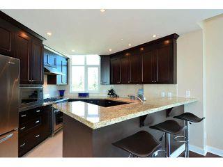 "Photo 5: 801 14824 NORTH BLUFF Road: White Rock Condo for sale in ""Belaire"" (South Surrey White Rock)  : MLS®# F1446029"