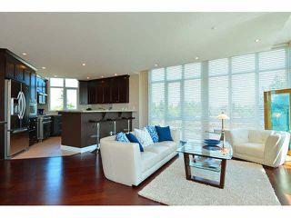 "Photo 6: 801 14824 NORTH BLUFF Road: White Rock Condo for sale in ""Belaire"" (South Surrey White Rock)  : MLS®# F1446029"