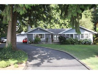 Photo 1: 9288 204 Street in Langley: Walnut Grove House for sale : MLS®# F1447455
