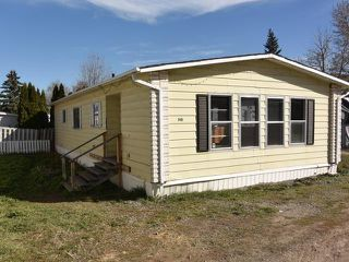 Photo 1: 34B 771 ATHABASCA STREET in : South Kamloops Manufactured Home/Prefab for sale (Kamloops)  : MLS®# 133700
