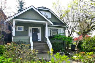 Photo 1: 3496 W 30TH Avenue in Vancouver: Dunbar House for sale (Vancouver West)  : MLS®# R2055322