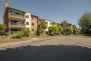 "Main Photo: 105 3883 LAUREL Street in Burnaby: Burnaby Hospital Condo for sale in ""VALHALLA COURT"" (Burnaby South)  : MLS®# R2064103"