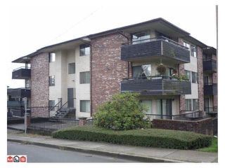 "Photo 1: 207 33956 ESSENDENE Avenue in Abbotsford: Central Abbotsford Condo for sale in ""Hillcrest Manor"" : MLS®# R2104673"