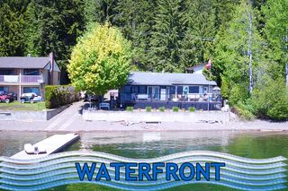 Main Photo: 6366 Squilax Anglemont Hwy in Magna Bay: House for sale : MLS®# 10156081
