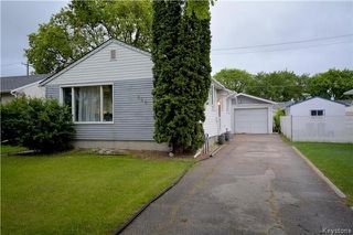 Photo 1: 548 Yale Avenue West in Winnipeg: West Transcona Residential for sale (3L)  : MLS®# 1713586