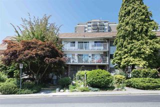 Photo 1: 307 815 FOURTH Avenue in New Westminster: Uptown NW Condo for sale : MLS®# R2183960