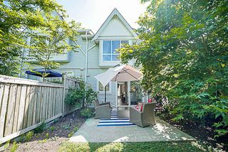 "Photo 19: 6673 PRENTER Street in Burnaby: Highgate Townhouse for sale in ""BERKLEY"" (Burnaby South)  : MLS®# R2184756"