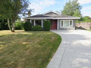 Photo 1: 5532 46 Avenue in Delta: Delta Manor House for sale (Ladner)  : MLS®# R2186671