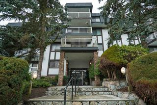 "Photo 1: 107 371 ELLESMERE Avenue in Burnaby: Capitol Hill BN Condo for sale in ""WESTCLIFF ARMS"" (Burnaby North)  : MLS®# R2196946"