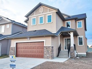 Main Photo: 318 Bayside Crescent: Airdrie House for sale : MLS®# C4138555