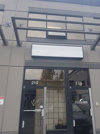 Photo 1: 210 15272 CROYDON Drive in Surrey: White Rock Office for lease (South Surrey White Rock)  : MLS®# C8015058