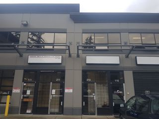Photo 2: 210 15272 CROYDON Drive in Surrey: White Rock Office for lease (South Surrey White Rock)  : MLS®# C8015058