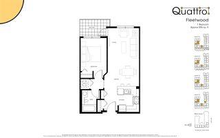 "Main Photo: 225 13733 107A Avenue in Surrey: Whalley Condo for sale in ""Quattro"" (North Surrey)  : MLS®# R2215993"