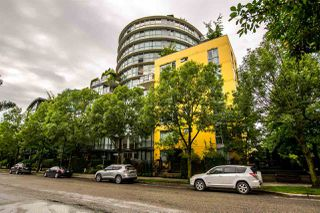 Photo 2: 411 1485 W 6TH AVENUE in Vancouver: False Creek Condo for sale (Vancouver West)  : MLS®# R2176327