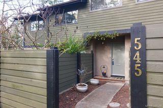 Photo 3: 545 Crossandra Crescent in VICTORIA: SW Tillicum Townhouse for sale (Saanich West)  : MLS®# 387506