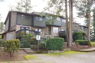 Photo 1: 545 Crossandra Crescent in VICTORIA: SW Tillicum Townhouse for sale (Saanich West)  : MLS®# 387506