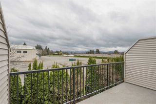 Photo 17: 12 9140 HAZEL Street in Chilliwack: Chilliwack E Young-Yale Townhouse for sale : MLS®# R2252173
