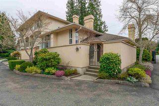 "Photo 1: 9 1781 130 Street in Surrey: Crescent Bch Ocean Pk. Townhouse for sale in ""San Juan Gate"" (South Surrey White Rock)  : MLS®# R2255525"