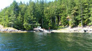 "Main Photo: LOT 39 WEST BAY LANDING GAMBIER Island: Gambier Island Home for sale in ""WEST BAY LANDING"" (Sunshine Coast)  : MLS®# R2280885"