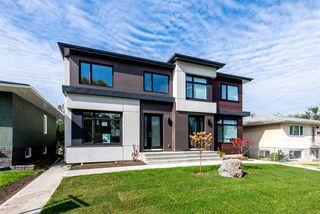 Main Photo: 9936 79 Street in Edmonton: Zone 19 House Half Duplex for sale : MLS®# E4128300
