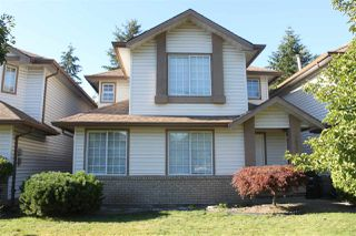 "Photo 1: 19279 122A Avenue in Pitt Meadows: Central Meadows Townhouse for sale in ""THE HAMLET"" : MLS®# R2305699"