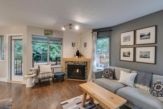 "Photo 1: 5 38247 WESTWAY Avenue in Squamish: Valleycliffe Townhouse for sale in ""Creekside"" : MLS®# R2307517"