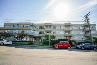 Main Photo: 106 1378 GEORGE Street: White Rock Condo for sale (South Surrey White Rock)  : MLS®# R2310592