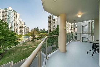 "Main Photo: 310 1189 EASTWOOD Street in Coquitlam: North Coquitlam Condo for sale in ""THE CARTIER"" : MLS®# R2319276"