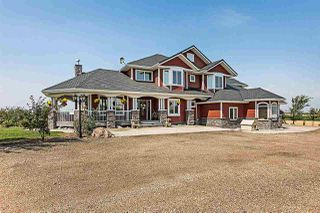 Main Photo: 22418 TWP RD 534 Road: Rural Strathcona County House for sale : MLS®# E4135350