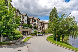 "Main Photo: 419 19677 MEADOW GARDENS WAY in Pitt Meadows: North Meadows PI Condo for sale in ""THE FAIRWAYS"" : MLS®# R2325788"