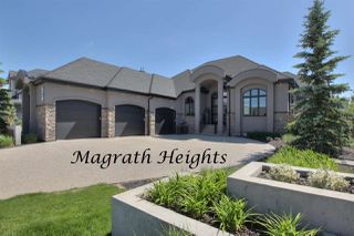 Main Photo: 605 MAGRATH View in Edmonton: Zone 14 House for sale : MLS®# E4141371