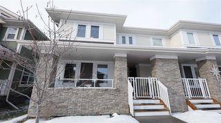 Photo 1: 271 GRIESBACH Road in Edmonton: Zone 27 House Half Duplex for sale : MLS®# E4144479