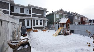 Photo 27: 271 GRIESBACH Road in Edmonton: Zone 27 House Half Duplex for sale : MLS®# E4144479