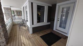 Photo 2: 271 GRIESBACH Road in Edmonton: Zone 27 House Half Duplex for sale : MLS®# E4144479