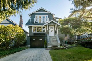 Main Photo: 3706 W 22ND Avenue in Vancouver: Dunbar House for sale (Vancouver West)  : MLS®# R2351339