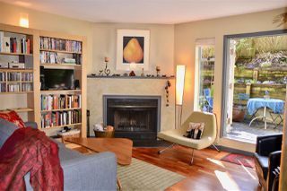 """Photo 2: 102 1665 ARBUTUS Street in Vancouver: Kitsilano Condo for sale in """"THE BEACHES"""" (Vancouver West)  : MLS®# R2353969"""