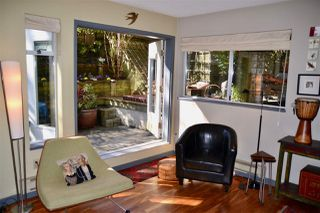 """Photo 3: 102 1665 ARBUTUS Street in Vancouver: Kitsilano Condo for sale in """"THE BEACHES"""" (Vancouver West)  : MLS®# R2353969"""