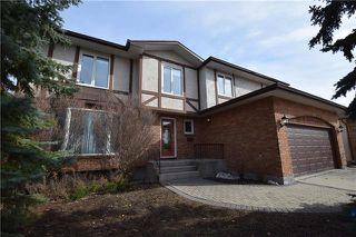 Main Photo: 124 Kirkbridge Drive in Winnipeg: Richmond West Residential for sale (1S)  : MLS®# 1909202