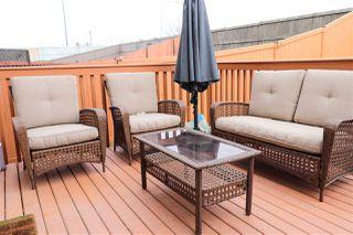 Photo 27: 3216 152 Avenue in Edmonton: Zone 35 House Half Duplex for sale : MLS®# E4153266