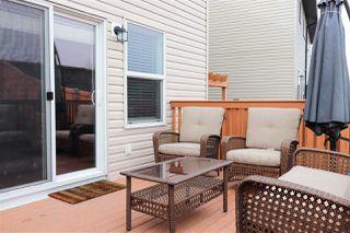 Photo 26: 3216 152 Avenue in Edmonton: Zone 35 House Half Duplex for sale : MLS®# E4153266